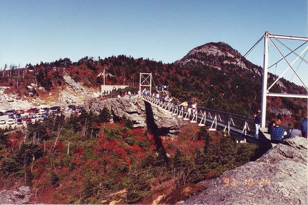 Grandfather Mountain-North Carolina-1993