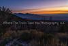 Waiting For Sunrise Along Wheeler Peak Scenic Drive