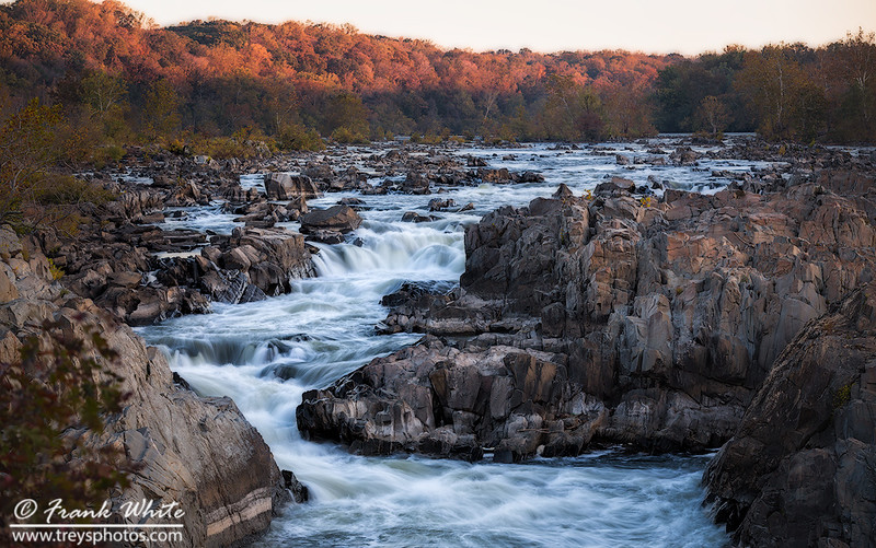 Great Falls Sunrise #3