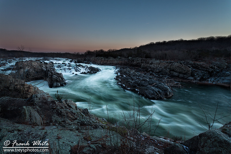 Great Falls Sunrise #2