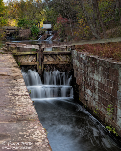 C&O Canal lock at Great Falls NP