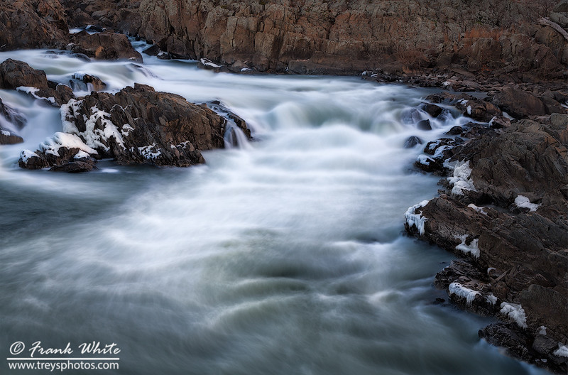 Great Falls Winter #2