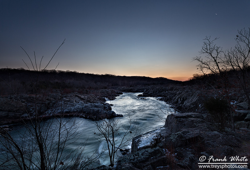 Great Falls Sunrise #1