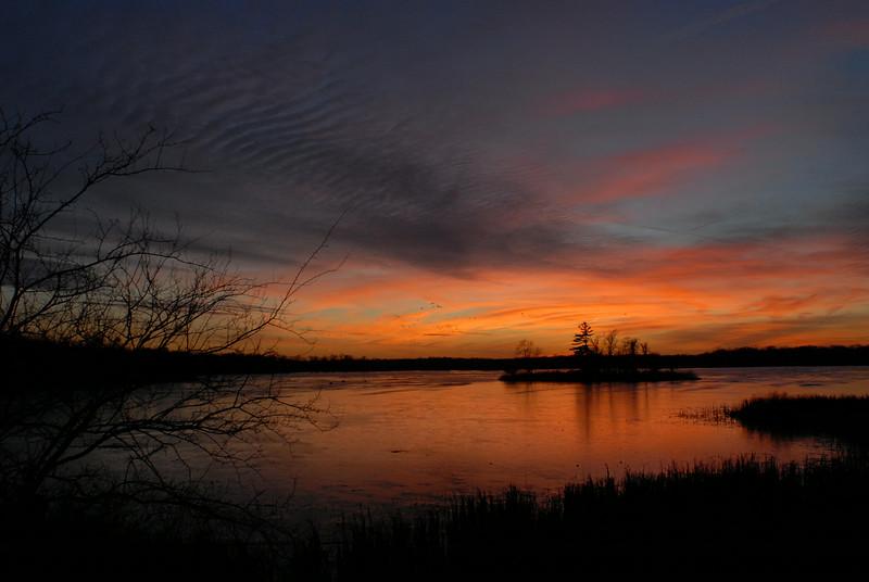 Jasper Pulaski Sunset