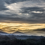 Early Morning from Foothills Parkway