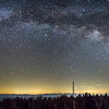 Milky Way Over Clingmans Dome