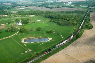 CN Railroad 2004