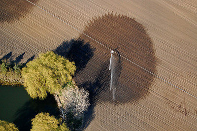 This caught my eye on the way back from Kenosha, Wisconsin. Really shows how dry it is so far this year.
