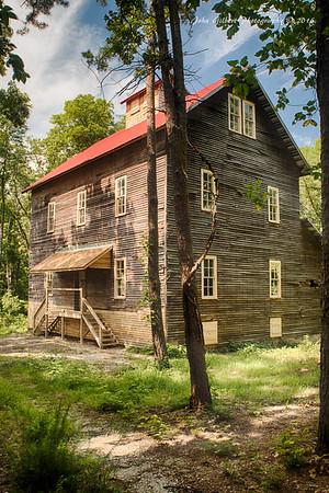 Greer Spring Mill