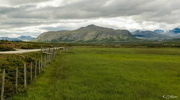 Grimsdalen - Rondane