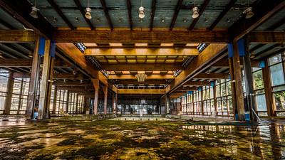 Grossinger Abandoned Resort ~ Liberty, NY ~ Read my 3 part story @  Part I ~ http://goo.gl/2ZhyJI Part II ~ http://goo.gl/lYCNAS Part III ~ http://goo.gl/oyFjJZ