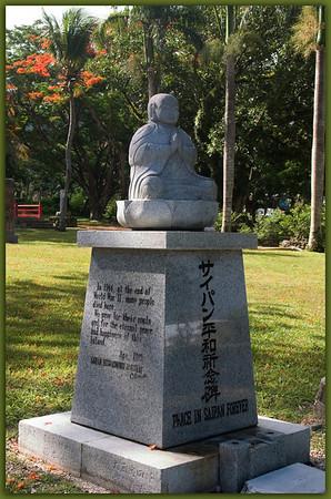 Peace monument..............Sugar King Park