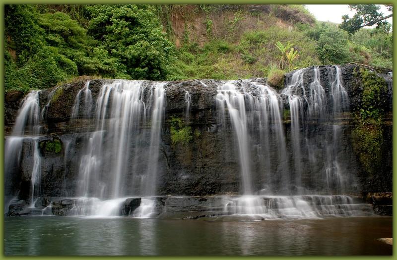 Talofofo Upper Falls.......................Guam