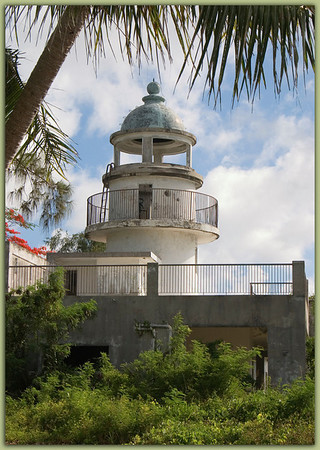 Navy Hill Light...................Saipan