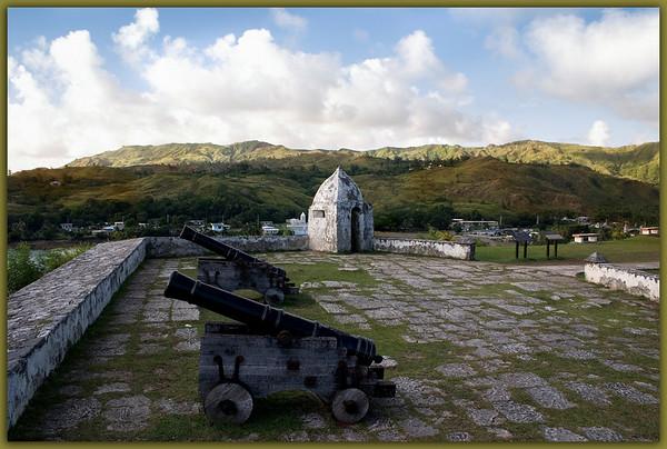 Fort Soledad Evening............Umatac, Guam