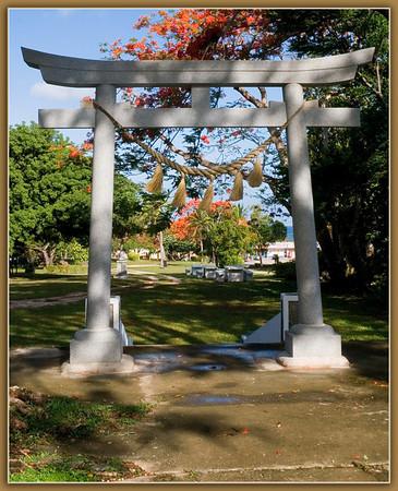 Sacred Shinto  Tori