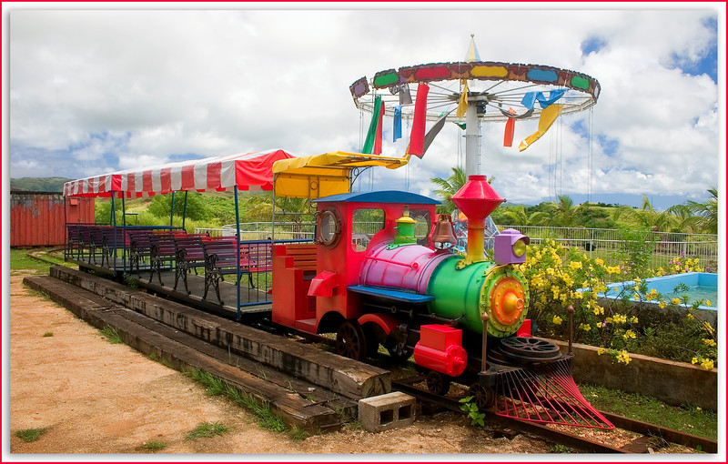 Talofofo Park Train
