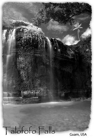 Talofofo Falls...........................Guam