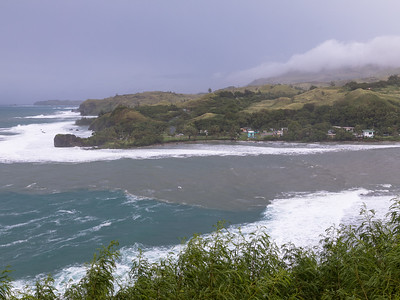 View from Fort Soledad, Guam