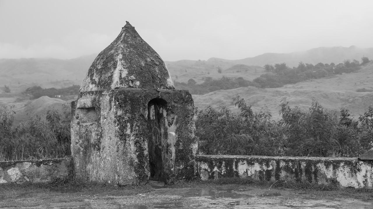Ruins at Fort Soledad, Guam