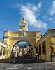 Antigua Guatemala Arch 03-2015