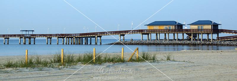 Waveland pier 8743