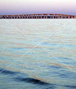 sunset bridge 6725