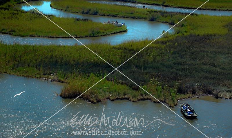 Fishermen Bayou Caddy 1583
