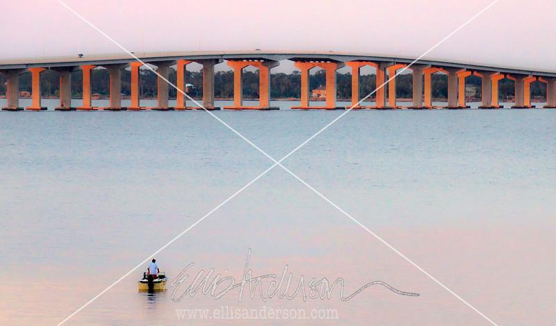 bridge boat 9450 FN