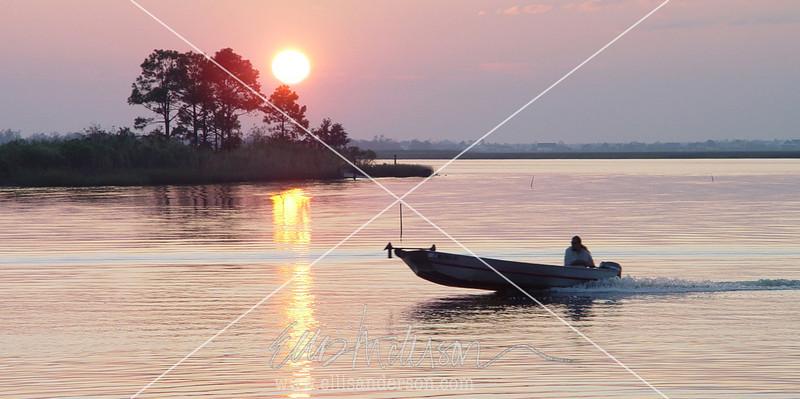 boating pan