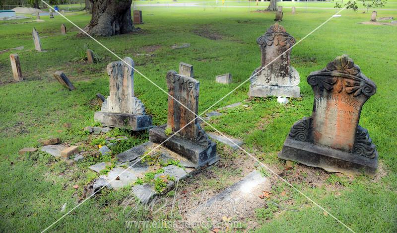 Pearlington cemetery 1723