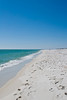 Lonely Beach, Gulf National Seashore,