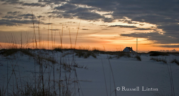 Gulf National Seashore - Fort Perkins