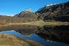 Fra Nedre Steinkvanndalen på Kvamskogen