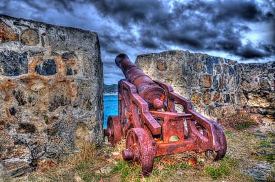 Fort Amsterdam, Philipsburg, Sint Maarten