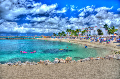 Flamingo Beach Resort, Simpson Bay, St. Martin