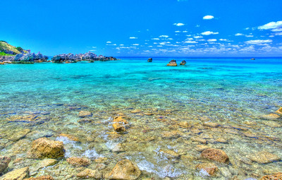 Achilles' Bay, Bermuda