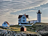 Nubble Light, Cape Neddick ME, HDRI