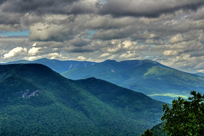 View From Loon Mountain