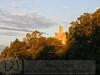 Early light on the castle at Ha Ha Tonka