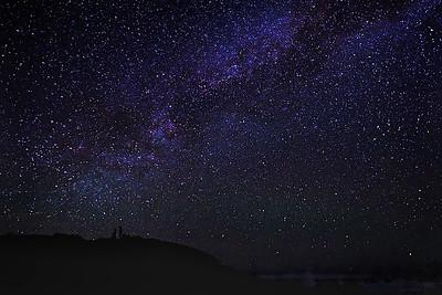 Haleakala Starry Sky
