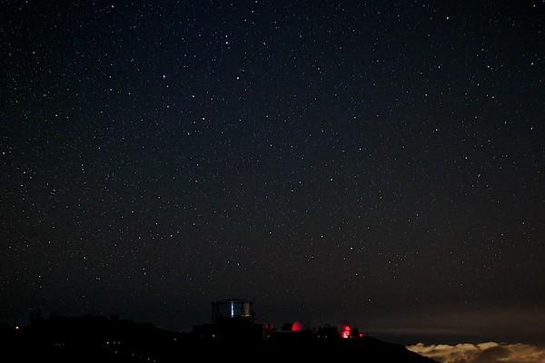 Milky Way, Haleakala