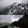 A comparison between April 4th, 2011 (top) and November 28th, 2011.