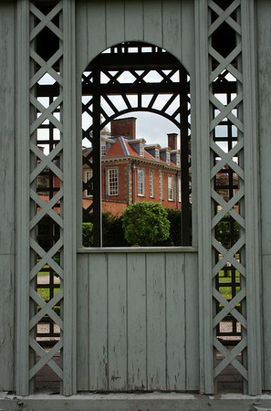 Hanbury Hall (May 2009)
