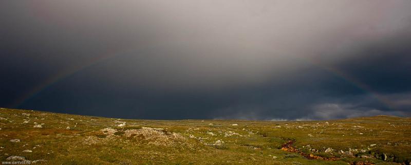 Ved Stigstuv, Hardangervidda