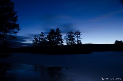 Harvard Pond Sunrise