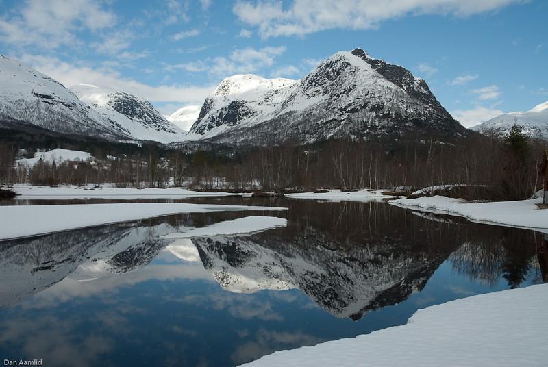 Mt. Kabusen, Haukedalen, W-Norway