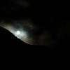 The Moon in Haukedalen