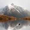 Lake Årskaug & Mt. kabusen, Haukedalen