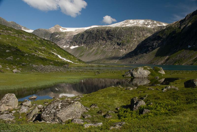 Fra Haukedalen, Sunnfjord